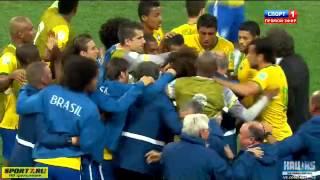 Neymar ghi bn g ha cho Brazil   nh  Video   Zingvn