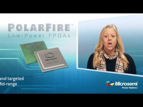 Microsemi PolarFire Low Power Features