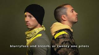 3 theories about the upcoming new album from twenty one pilots