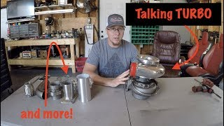 Turbo Talk! Everything you need to Know about Turbo Kits!!!