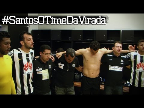 Baixar Elenco confiante para enfrentar o Cruzeiro na Vila - #SantosOTimeDaVirada