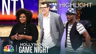 Nicole Byer and Carson Kressley Play Take the Hint - Hollywood Game Night (Episode Highlight)