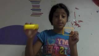 Lilly's creative plasticine
