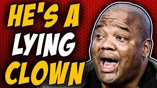 Jason Whitlock's PATHETIC Take On Serena Williams