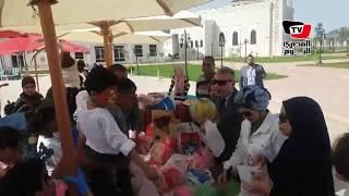 قناة السويس تحتفل بيوم اليتيم في الإسماعيلية     -