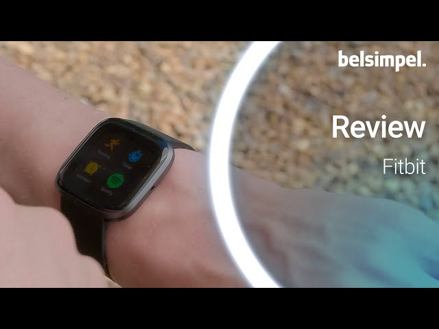 Belsimpel-productvideo voor de Fitbit Charge 4 Purple