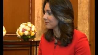 Exclusive interview with US Congresswoman Tulsi Gabbard..