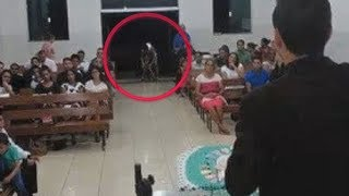 5 Scariest and Unexplainable Things Caught In Church