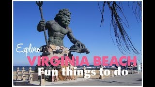 Virginia Beach - HD Video Tour, Virginia - USA