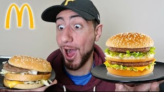 FAST FOOD ADS VS REALITY EXPERIMENT!!
