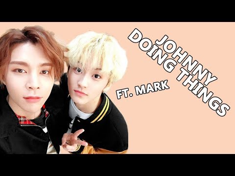 ►Johnny doing things (ft. Mark) | NCT