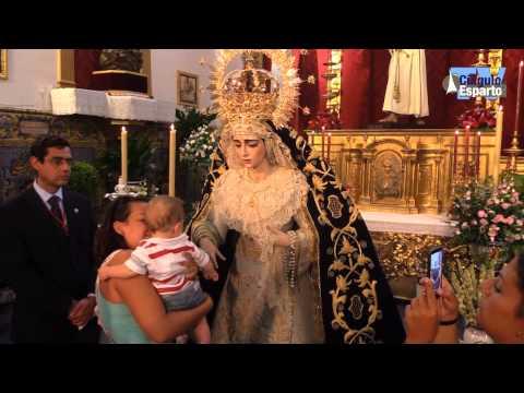Besamanos Virgen de la Salud 2015