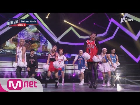 [Hit The Stage][Uniform Match Concept Show] Like OOH-AHH~! J Pink 20160824 EP.05