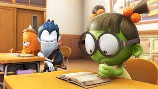 Spookiz   지즈 사랑 학교   스푸키 즈   어린이 만화   어린이를위한 비디오   WildBrain