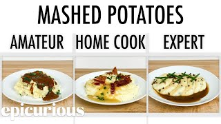 4 Levels of Mashed Potatoes: Amateur to Food Scientist   Epicurious