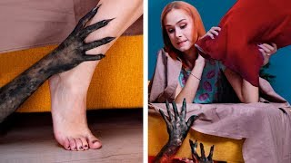 How to Protect Yourself Against Monsters / 13 Cool Halloween Hacks