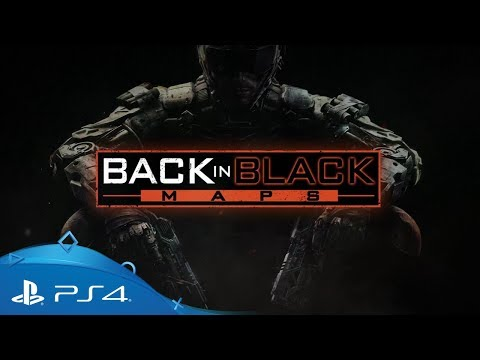 Call of Duty: Black Ops III | Paket karata E3 2018 Back in Black Maps Pack | PS4