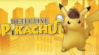 Solving Mysteries With Pikachu - Detective Pikachu