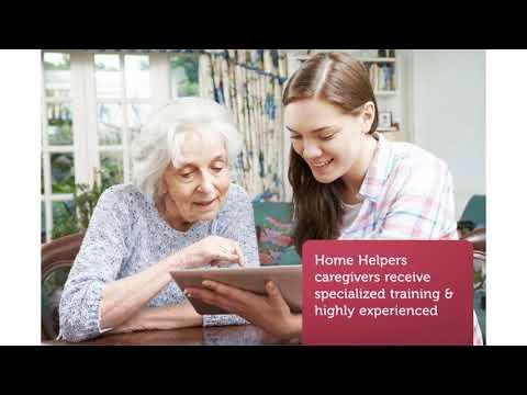 Home Helpers Alzheimer's Care in Laguna Hills, CA