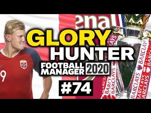 GLORY HUNTER FM20   #74   NORWAY MAN!   Football Manager 2020