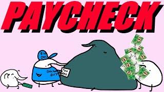 Paycheck - Patron Shorts