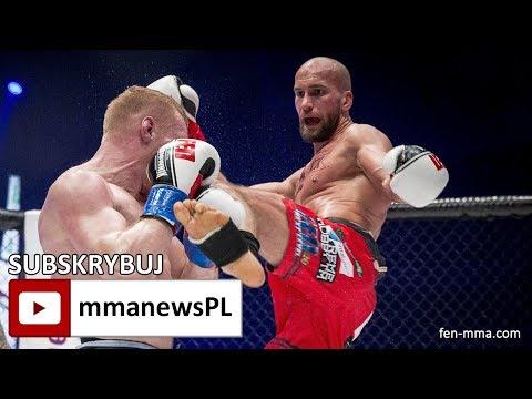 """Paczuski po wygranej z Zaniewskim: """"W tym roku K-1, ale w 2019 może zawalczę w MMA."""""""