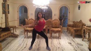 Shivaay actress Sayyesha Sehgal shares dance video for fan..