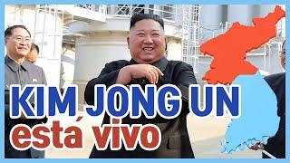 APARECIO KIM JONG UN : La ULTIMA NOTICIA de COREA del NORTE y se acabó el MISTERIO