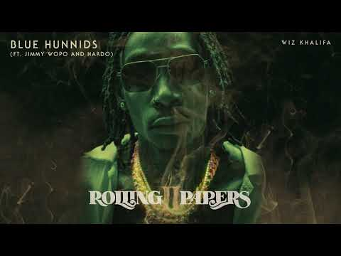 Wiz Khalifa - Blue Hunnids feat. Jimmy Wopo and Hardo [Official Audio]