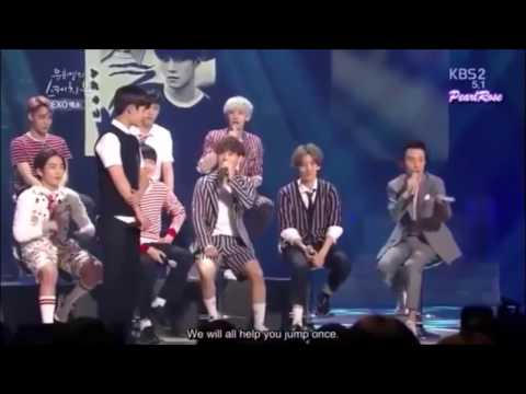 EXO cute and funny moments compilation