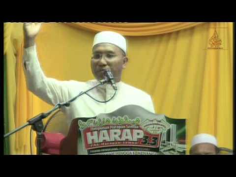 HARAP 3.3 - Ceramah YB Ustaz Haji Idris Ahmad