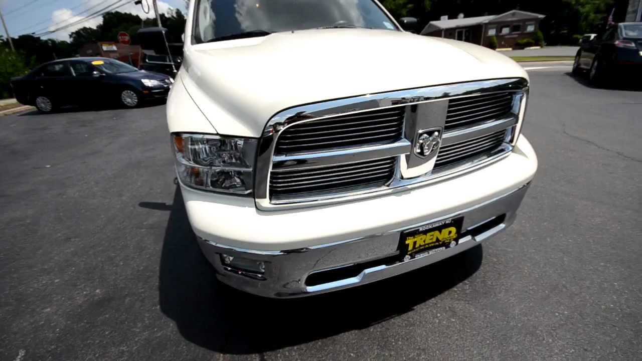 2010 dodge ram 1500 big horn hemi stk 29418a for sale. Black Bedroom Furniture Sets. Home Design Ideas