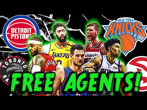 BIGGEST Free Agent Needs For EVERY NBA TEAM [EASTERN CONFERENCE]