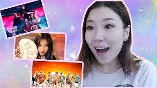Кпоп клипүүдийн рэакшн (Black Pink, BTS, G I-dle)
