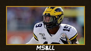 Projecting the First 2 Rounds of the NFL Draft For the Browns - MS&LL 1/26/21