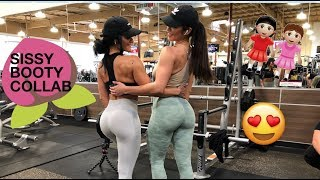 SISSY BOOTY WORKOUT | FT. NOEL AREVALO