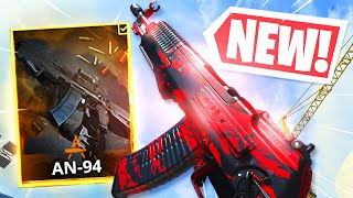the AN-94 in WARZONE has ZERO RECOIL..😍 NEW DLC ASSAULT RIFLE!! (Modern Warfare Warzone)