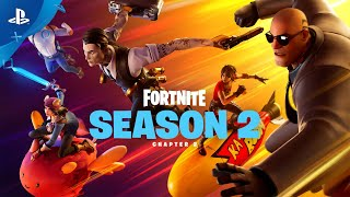 Fortnite - Chapter 2 Season 2 Launch Trailer | PS4