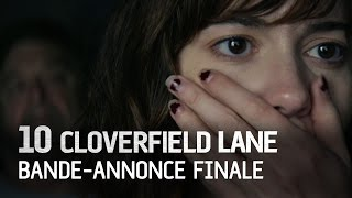 10 cloverfield lane :  bande-annonce finale VO