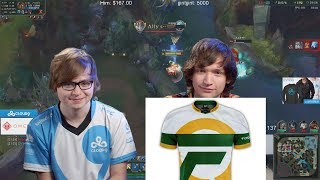 Sneaky and Meteos Funny Moments #20 Mountain Josh