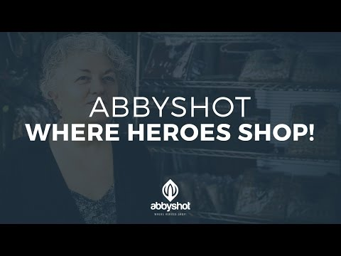 AbbyShot | Where Heroes Shop!