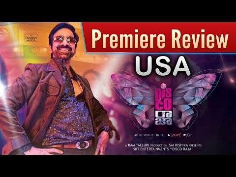 Disco Raja USA Premiere Review