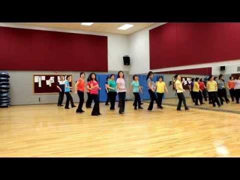 He's Italiano - Line Dance (Dance & Teach in English & 中文)