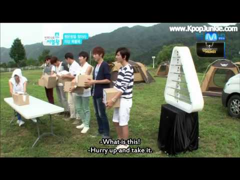 [ENG SUB] 120807 Infinite Ranking King Ep 12 (3/4)