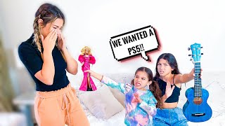 MY KIDS ARE UNGRATEFUL ON CHRISTMAS DAY!! | Familia Diamond