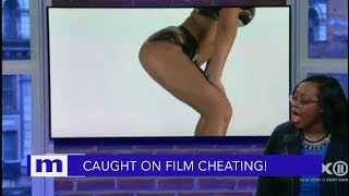 Cheating caught on camera! We're done! | The Maury Show