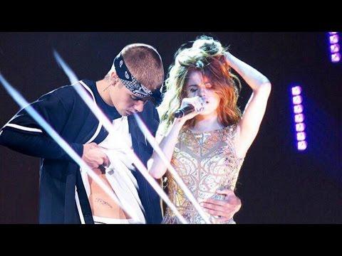 Selena Gomez and Justin Bieber - Same Old Sorry Mashup (Live Version)