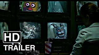 Five Nights At Freddy's TRAILER #1 2022 MOVIE