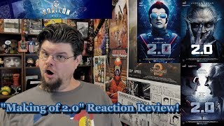 Making of 2.0 Featurette - Reaction Review! | Rajinikanth, Akshay Kumar | Shankar | A.R. Rahman