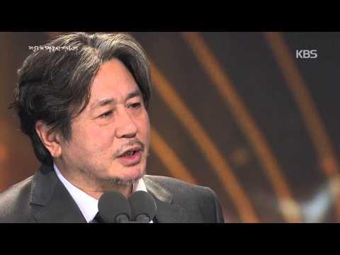 [HIT] 대종상영화제-남우주연상 - 최민식 (명량).20141121